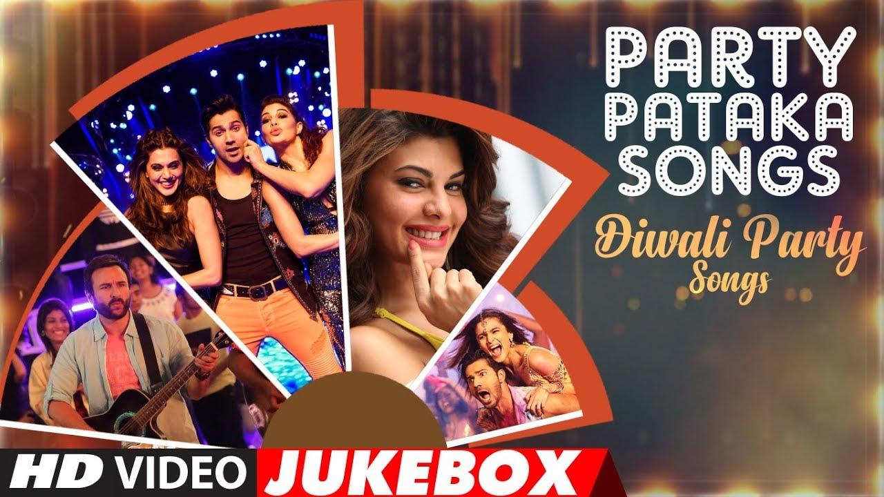 """Party Pataka Songs""- Diwali Party Hindi Songs | Video Jukebox | Happy Diwali | Diwali 2017  downoad full Hd Video"