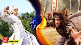 Top 10 Bí Kíp Võ Công Mạnh Nhất Trong Phim Kiếm Hiệp Kim Dung