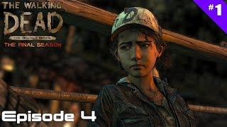 The Walking Dead: The Final Season - Episode 4, Part.1 - Échappatoire