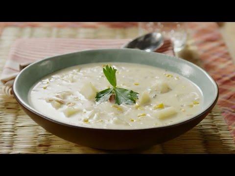 How to Make Grandma's Corn Chowder   Corn Recipes   Allrecipes.com