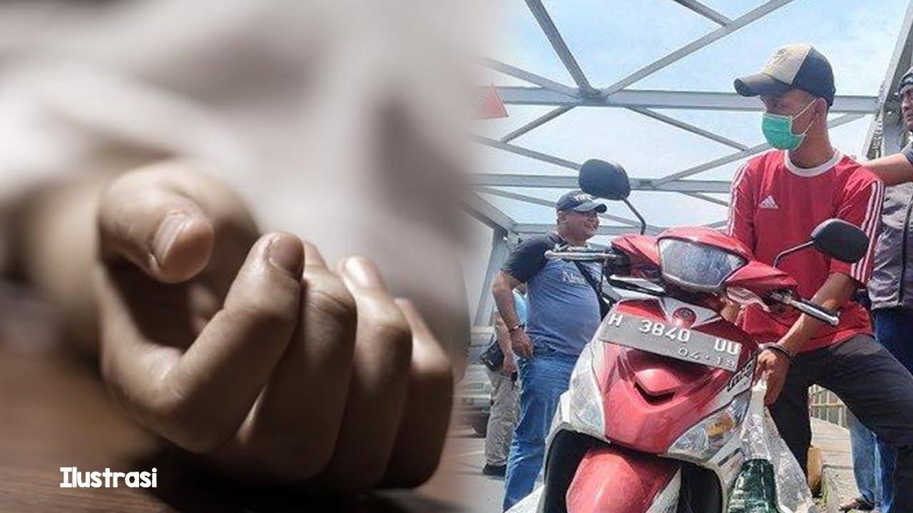 Karena Utang Rp500 Ribu, Pria di Kendal Bunuh Penagih dan Jasadnya Dibuang ke Sungai