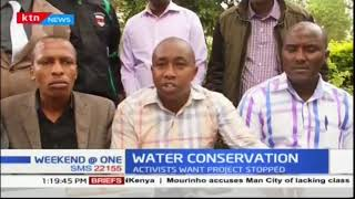 Murang'a County Conservationists now in agreement with Raila over Northern Water Tunnel