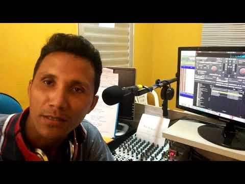 Rádialista Carlos André de Apicum-acu-ma