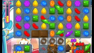 Candy Crush Saga Level 485 No Boosters