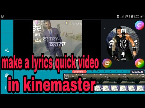 kinemaster videos for whatsapp status