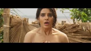 Samantha hot scene  from rangasthalam
