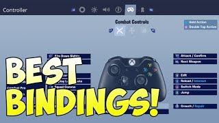 Fortnite Best Controller Binds For Editing 免费在线视频最佳电影