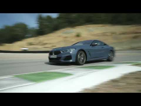 The New BMW 8 Series Driving Video