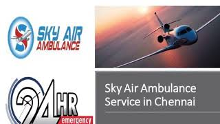 Use Air Ambulance in Mumbai with Modern Medical Care