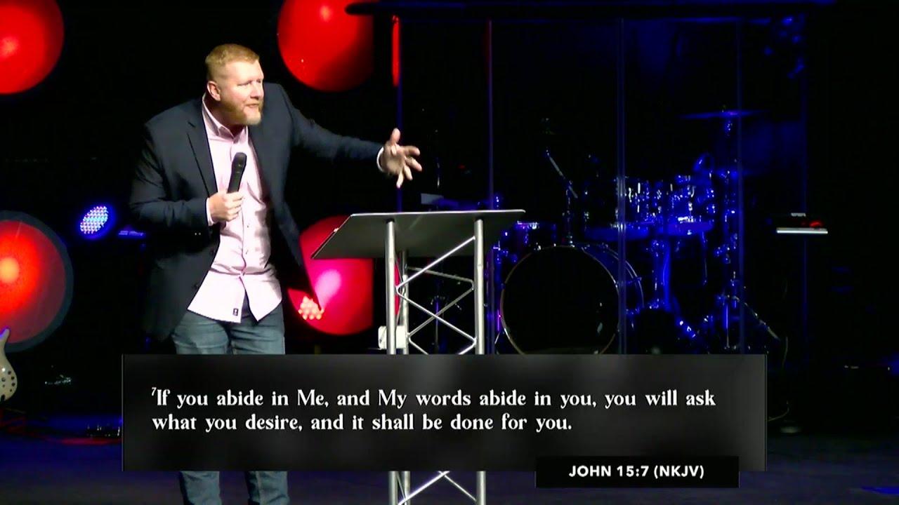 "10/10/21 – David Hogan – ""Walking in Anointing"""