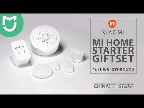 Система умного дома Xiaomi Mi Smart Sensor Set (YTC4032GL)