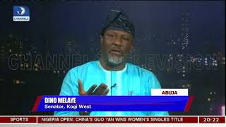 Adams Oshiomhole Has No Vote On Either To Keep Or Impeach Saraki - Dino Melaye