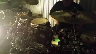 Danzig Left Hand Black Drum Cover