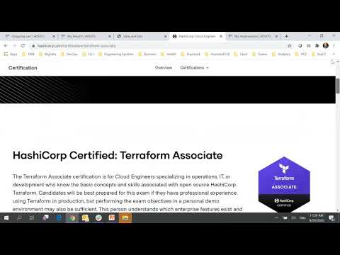 Terraform Associate Certification - YouTube