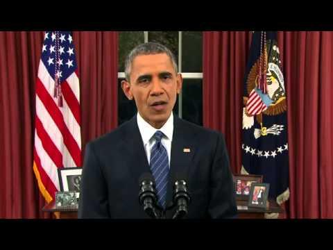 Διάγγελμα Ομπάμα  για το μακελειό στην Καλιφόρνια