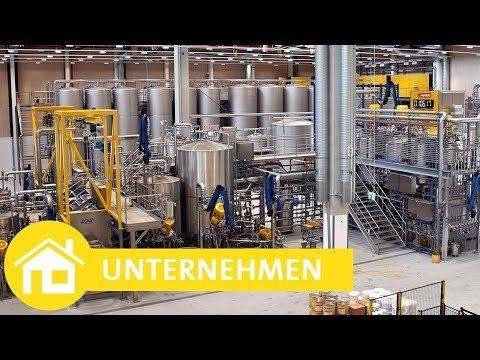 ADLER – Zukunftsweisende Lackfabrik