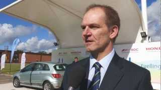 preview picture of video 'Swindon leads UK in hydrogen transport'