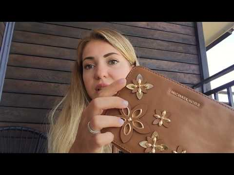ОБЗОР сумки Michael Kors Jet Set Crossbody MINI