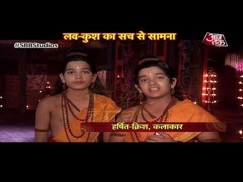 Ram Siya Ke Luv Kush: FIGHT Between Luv-Kush & Shri Ram