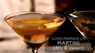 Como Preparar Un Martini : Los Cocteles Mas Populares