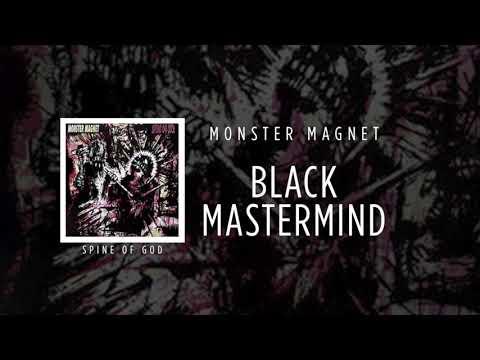 Monster Magnet - Black Mastermind [Spine Of God]