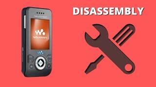 Sony Ericsson W580i Disassembly/Repair