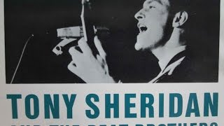 Tony Sheridan & The Beat Brothers(Beatles)- 'Let's Do The Madison' full rare vinyl album from 1964