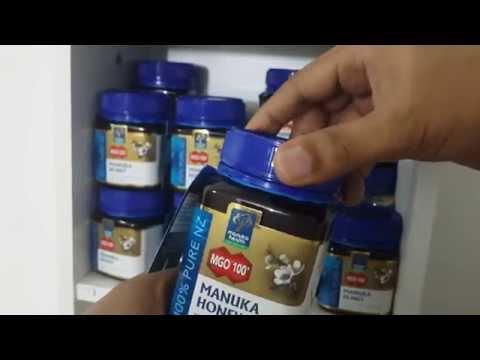 manuka health honey mgo 100 opening review