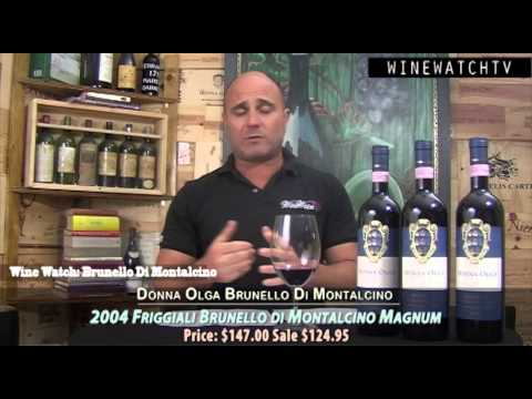 Donna Olga Brunello Di Montalcino 2004 Offering