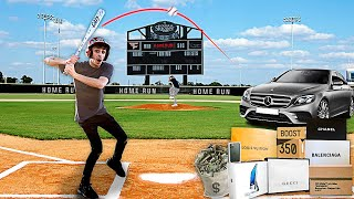 Hit the Home Run, I\'ll Buy You Anything - Home Run Derby Challenge