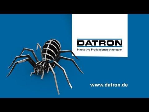 3D Aluminium Puzzle Spider