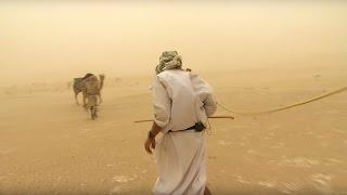 Fighting A Sand Storm - Ben & James Versus The Arabian Desert - BBC