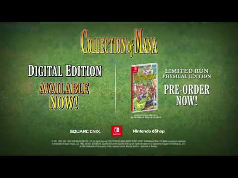 Видео № 0 из игры Collection of Mana [NSwitch]
