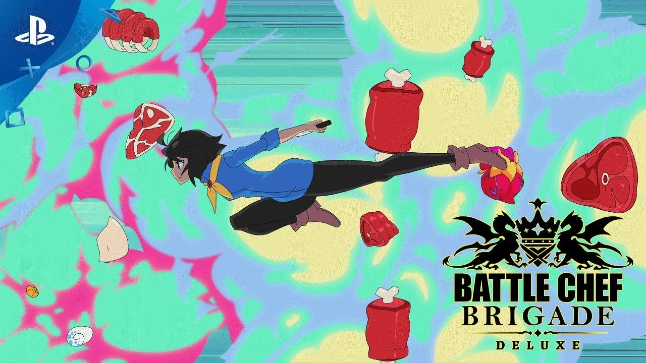 Dig into Battle Chef Brigade Deluxe on PS4 August 28