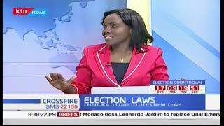 Cross fire: Electoral laws amendments
