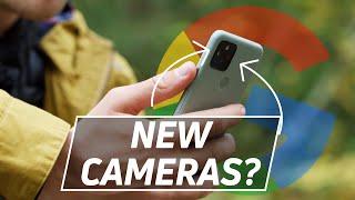 Google Pixel 5 - Google Pixel needs new cameras