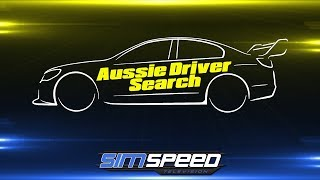 Aussie Driver Search Sim-To-Supercar | Special Event
