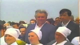 Ukraine Baptizing