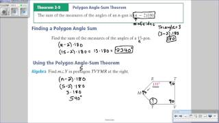 Lesson 3 4 Polygon Angle Sum Theorem
