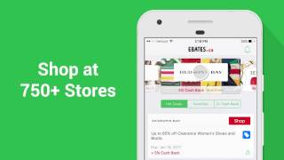 Get Cash Back with the Ebates App: Android