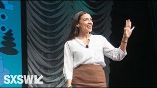 Alexandria Ocasio Cortez On Government And Courage | SXSW