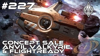 Star Citizen #227 Anvil Valkyrie - Sale & Flightready [Deutsch]