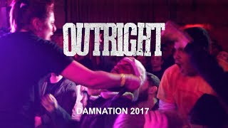 OUTRIGHT Damnation 2017 @ The Red Rattler Sydney 2/7/17