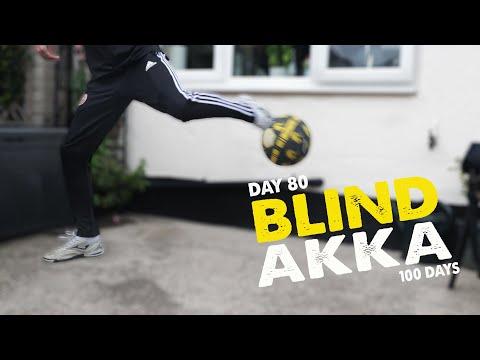 BLIND AKKA | 100 DAYS | Day 80