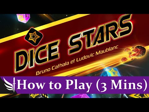 How to Play - Dice Stars