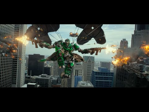 Video trailer för Transformers: Age of Extinction Big Game Spot