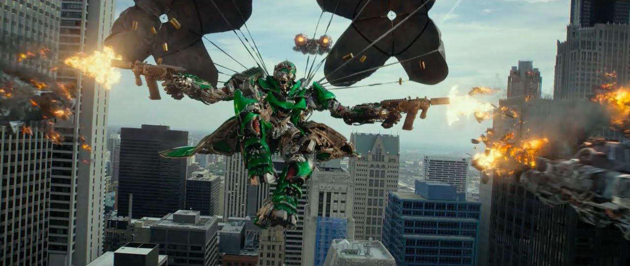 Trailer för Transformers: Age of Extinction