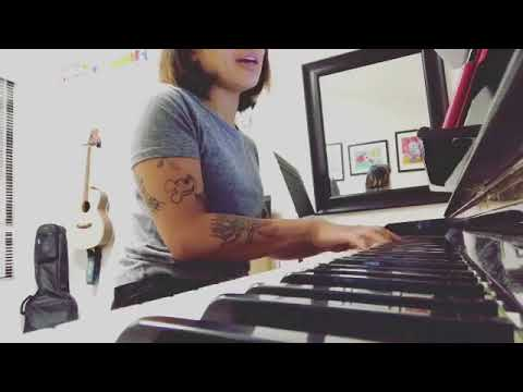 Snippet of If I Ain't Got You by Alicia Keys covered by me