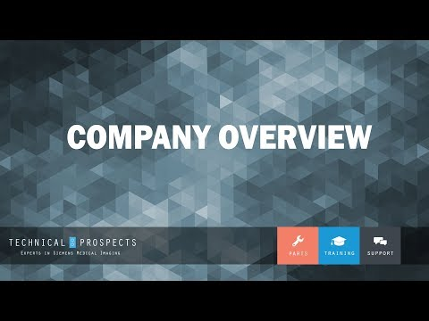 Technical Prospects Company Overview
