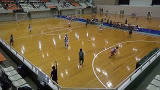 PALMAFC全日本選手権愛媛県予選1回戦2018Futsal
